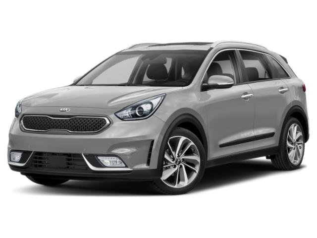 2018 KIA NIRO FE FE FWD Gas/Electric I-4 1.6 L/96 [3]