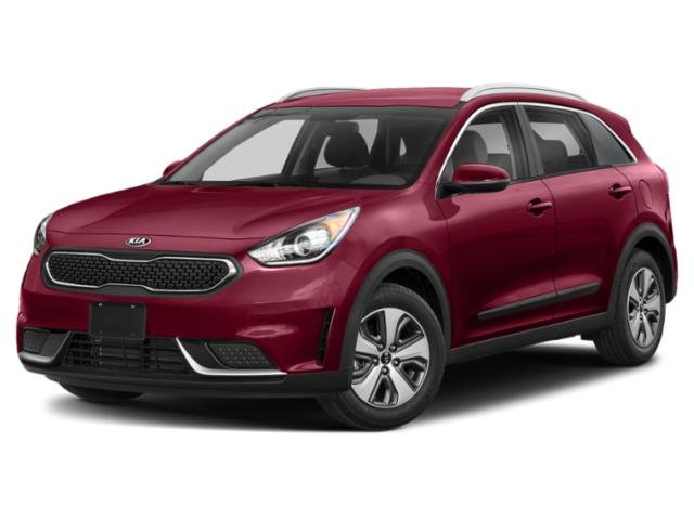 2018 Kia Niro LX LX FWD Gas/Electric I-4 1.6 L/96 [5]