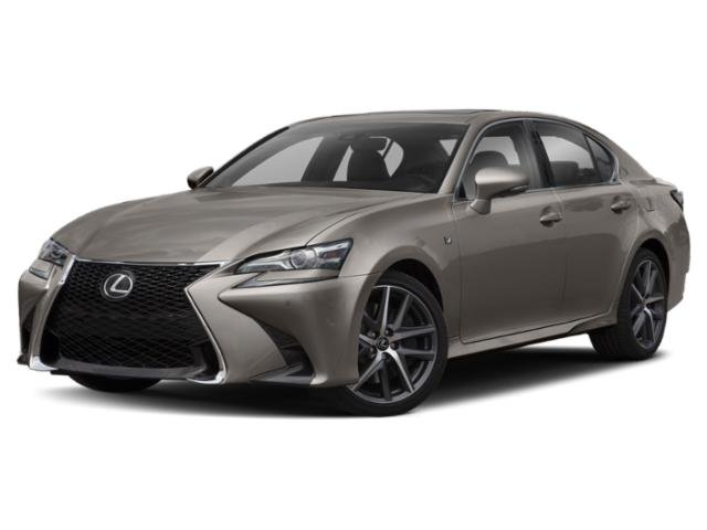2018 Lexus GS GS 350 F Sport GS 350 F Sport RWD Premium Unleaded V-6 3.5 L/211 [0]