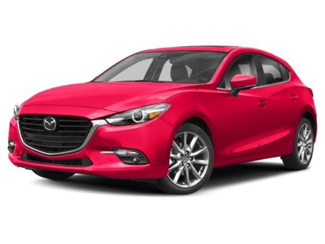 2018 Mazda Mazda3 5-Door Grand Touring Grand Touring Auto Regular Unleaded I-4 2.5 L/152 [13]