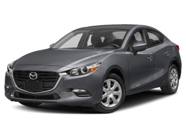 2018 Mazda Mazda3 4-Door Sport Sport Auto Regular Unleaded I-4 2.0 L/122 [19]