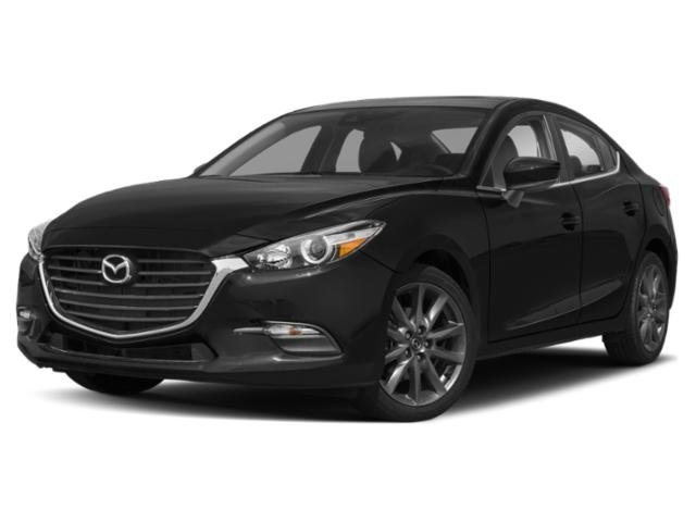 2018 Mazda Mazda3 4-Door Touring Touring Auto Regular Unleaded I-4 2.5 L/152 [6]
