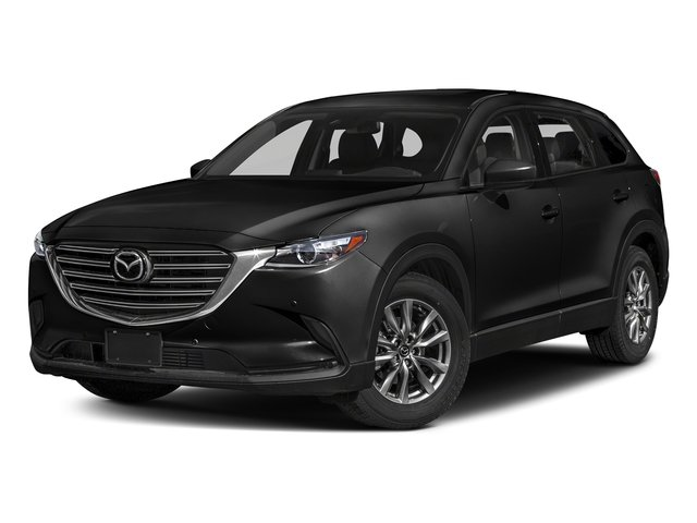 2018 Mazda CX-9 Touring Touring FWD Intercooled Turbo Regular Unleaded I-4 2.5 L/152 [4]