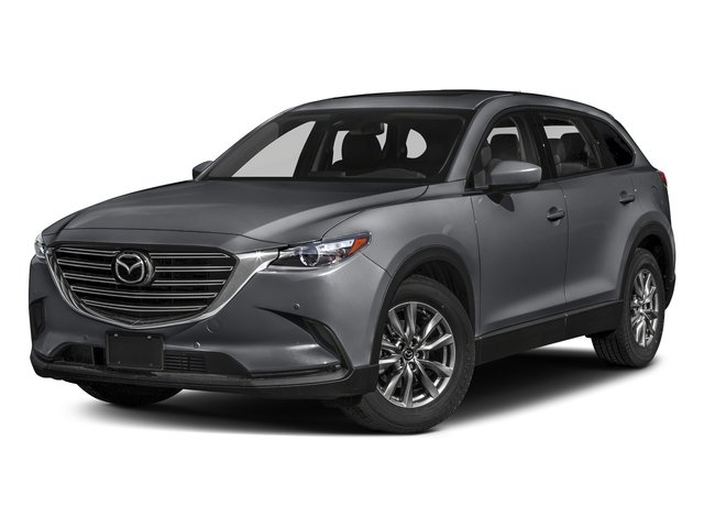2018 Mazda CX-9 Touring Touring AWD Intercooled Turbo Regular Unleaded I-4 2.5 L/152 [4]
