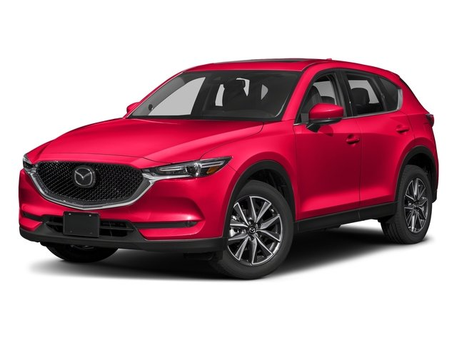 2018 Mazda CX-5 Grand Touring Grand Touring FWD Regular Unleaded I-4 2.5 L/152 [2]