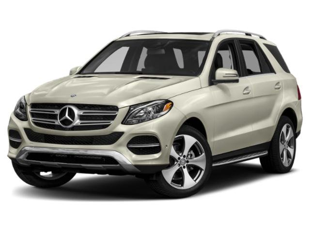 2018 Mercedes-Benz GLE GLE 350 GLE 350 4MATIC SUV Premium Unleaded V-6 3.5 L/213 [1]