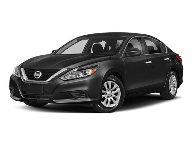 2018 Nissan Altima 2.5 SV 2.5 SV Sedan Regular Unleaded I-4 2.5 L/152 [11]