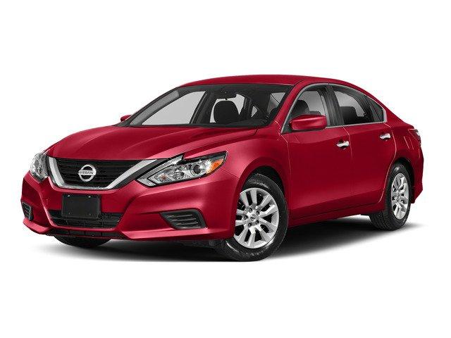 2018 Nissan Altima 2.5 SR 2.5 SR Sedan Regular Unleaded I-4 2.5 L/152 [5]