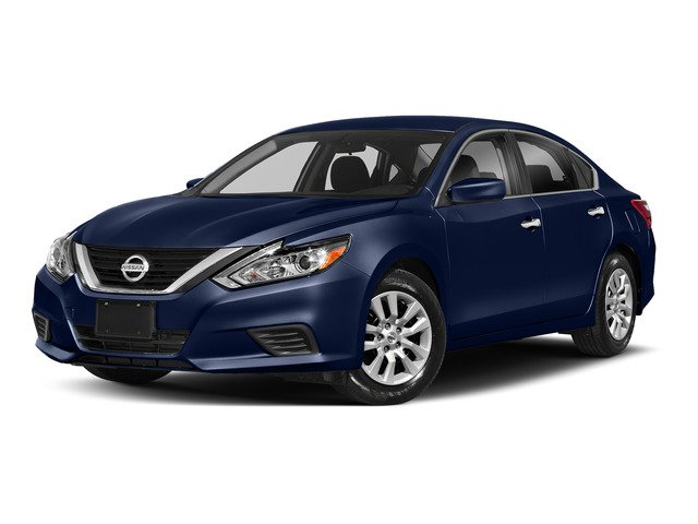 2018 Nissan Altima 2.5 SR 2.5 SR Sedan Regular Unleaded I-4 2.5 L/152 [16]