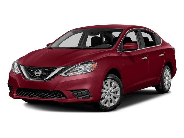 2018 Nissan Sentra SV SV CVT Regular Unleaded I-4 1.8 L/110 [8]