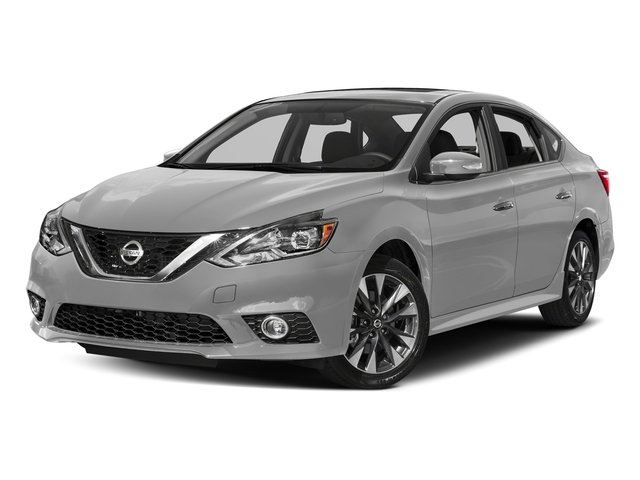 2018 Nissan Sentra SR Turbo SR Turbo CVT Intercooled Turbo Regular Unleaded I-4 1.6 L [4]