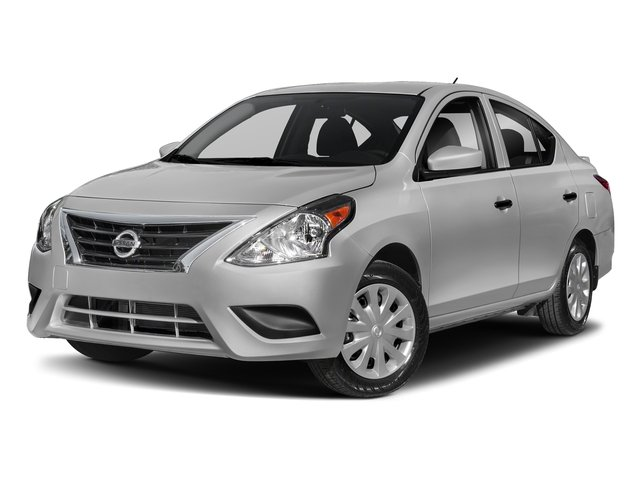 2018 Nissan Versa Sedan SV SV CVT Regular Unleaded I-4 1.6 L/98 [3]