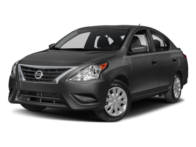2018 Nissan Versa Sedan S Plus S Plus CVT Regular Unleaded I-4 1.6 L/98 [5]