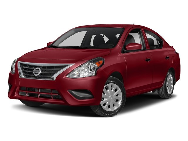 2018 Nissan Versa Sedan SV 2018.5 SV CVT Regular Unleaded I-4 1.6 L/98 [3]
