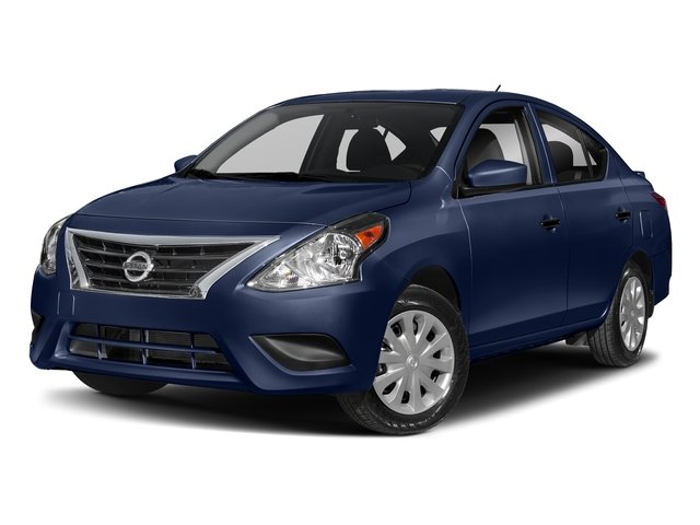 2018 Nissan Versa Sedan SV SV CVT Regular Unleaded I-4 1.6 L/98 [2]