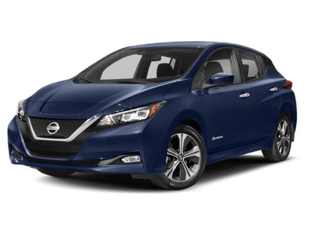 2018 Nissan LEAF S S Hatchback Electric [9]