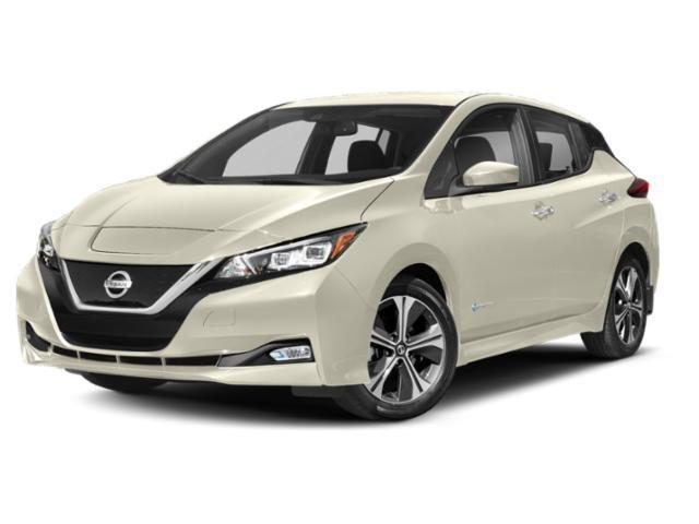 2018 Nissan LEAF SV SV Hatchback Electric [13]