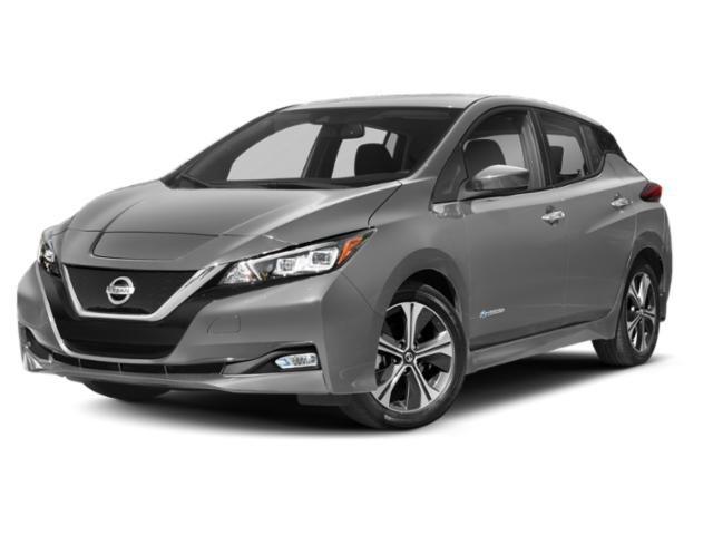 2018 Nissan Leaf S S Hatchback Electric [7]