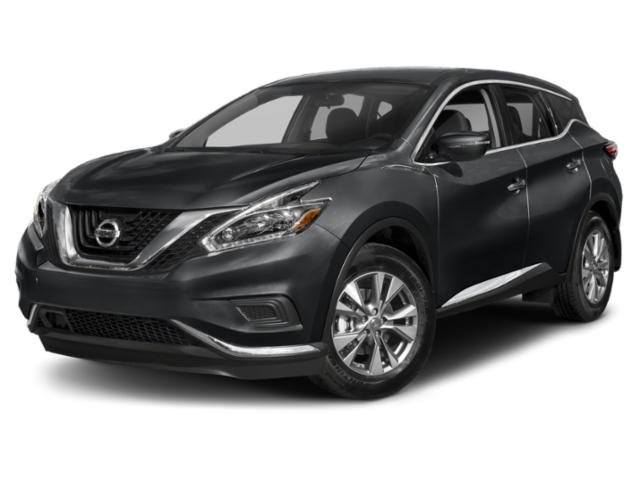 2018 Nissan Murano SL AWD SL Regular Unleaded V-6 3.5 L/213 [10]