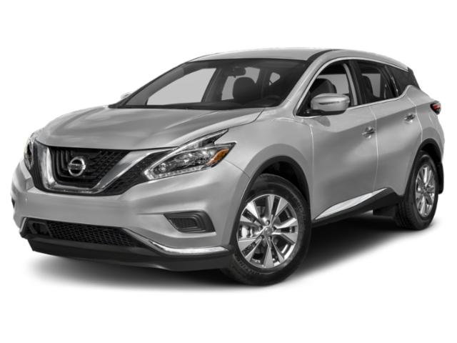 2018 Nissan Murano SL AWD SL Regular Unleaded V-6 3.5 L/213 [0]