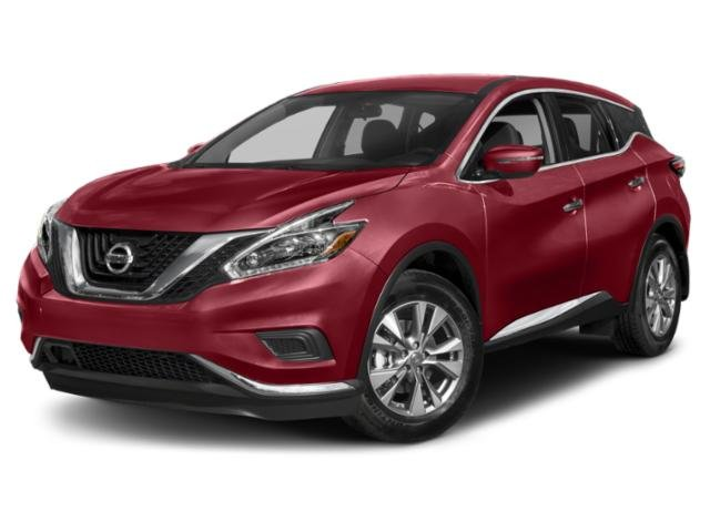 2018 Nissan Murano Platinum AWD Platinum Regular Unleaded V-6 3.5 L/213 [18]
