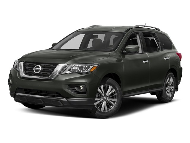 2018 Nissan Pathfinder SL 4x4 SL Regular Unleaded V-6 3.5 L/213 [7]