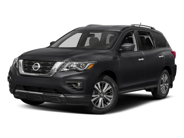 2018 Nissan Pathfinder SV 4WD 4x4 SV Regular Unleaded V-6 3.5 L/213 [4]