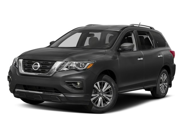 2018 Nissan Pathfinder SL FWD SL Regular Unleaded V-6 3.5 L/213 [7]