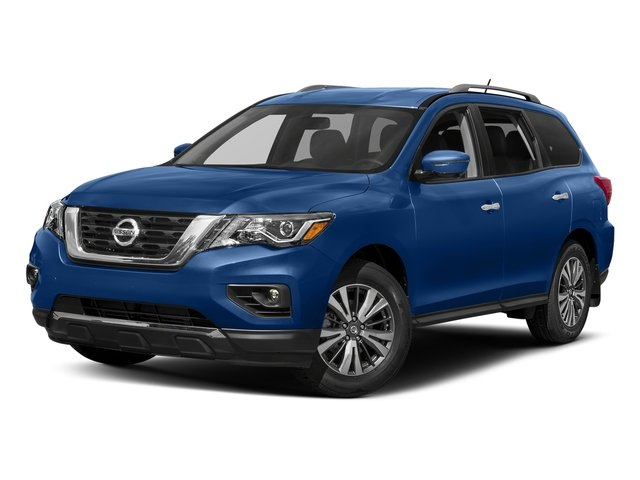 2018 Nissan Pathfinder SV FWD SV Regular Unleaded V-6 3.5 L/213 [0]