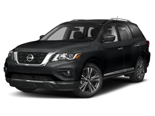 2018 Nissan Pathfinder Platinum 4x4 Platinum Regular Unleaded V-6 3.5 L/213 [1]