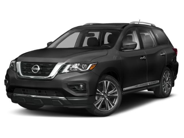 2018 Nissan Pathfinder Platinum 4x4 Platinum Regular Unleaded V-6 3.5 L/213 [27]