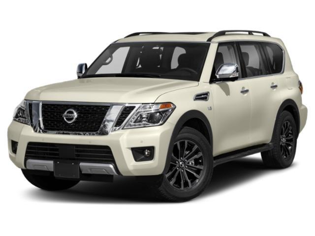 2018 Nissan Armada Platinum 4x4 Platinum Regular Unleaded V-8 5.6 L/339 [5]