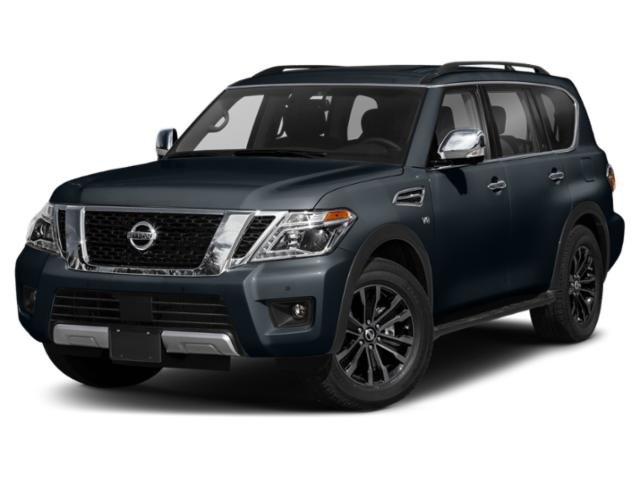 2018 Nissan Armada Platinum HERMOSA BLUE Z66 ACTIVATION DISCLAIMER B92 RO
