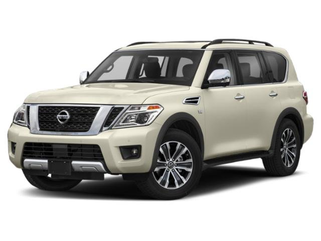 2018 Nissan Armada SL 4x4 SL Regular Unleaded V-8 5.6 L/339 [0]