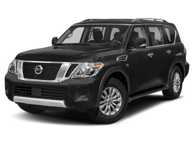 2018 Nissan Armada SV 4x2 SV Regular Unleaded V-8 5.6 L/339 [0]