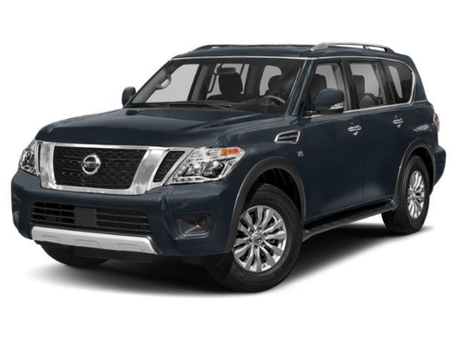 2018 Nissan Armada SV 4x2 SV Regular Unleaded V-8 5.6 L/339 [1]