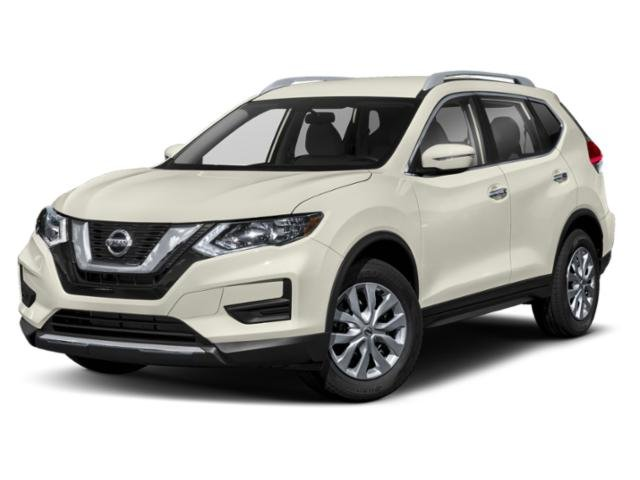 2018 Nissan Rogue SV AWD SV Regular Unleaded I-4 2.5 L/152 [0]