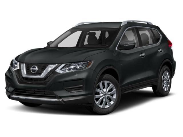 2018 Nissan Rogue SV AWD SV Regular Unleaded I-4 2.5 L/152 [44]