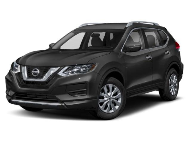2018 Nissan Rogue SV AWD SV Regular Unleaded I-4 2.5 L/152 [43]