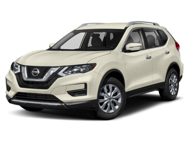 2018 Nissan Rogue SV AWD SV Regular Unleaded I-4 2.5 L/152 [48]