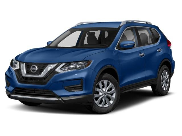 2018 Nissan Rogue SV AWD SV Regular Unleaded I-4 2.5 L/152 [38]