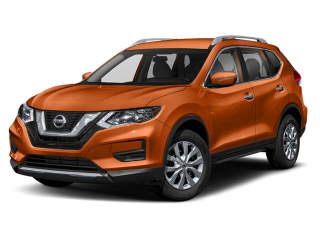2018 Nissan Rogue SV AWD SV Regular Unleaded I-4 2.5 L/152 [9]