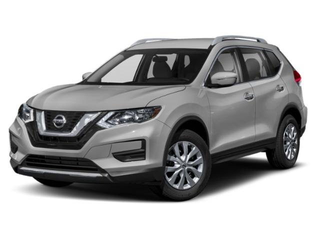 2018 Nissan Rogue SV AWD SV Regular Unleaded I-4 2.5 L/152 [49]