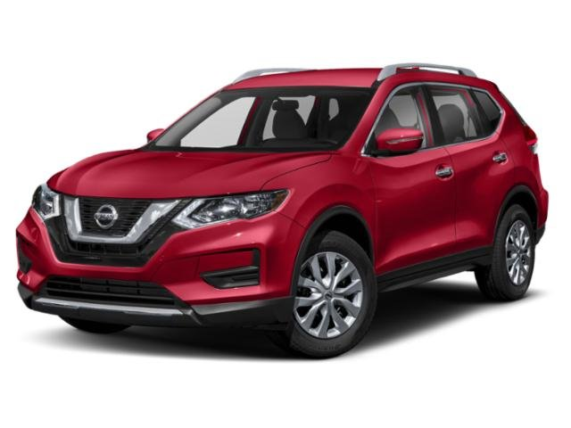 2018 Nissan Rogue SV AWD SV Regular Unleaded I-4 2.5 L/152 [8]