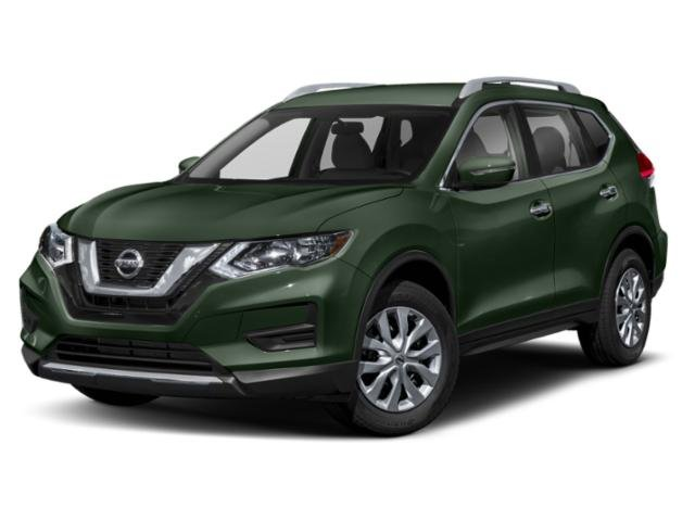 2018 Nissan Rogue SV AWD SV Regular Unleaded I-4 2.5 L/152 [30]