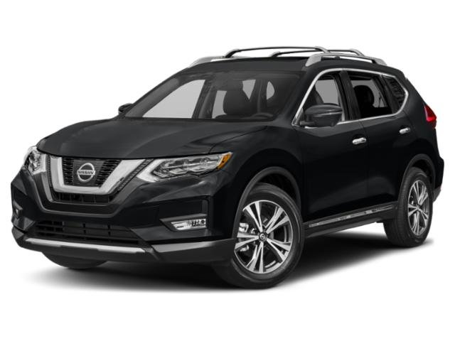 2018 Nissan Rogue SL FWD SL Regular Unleaded I-4 2.5 L/152 [7]
