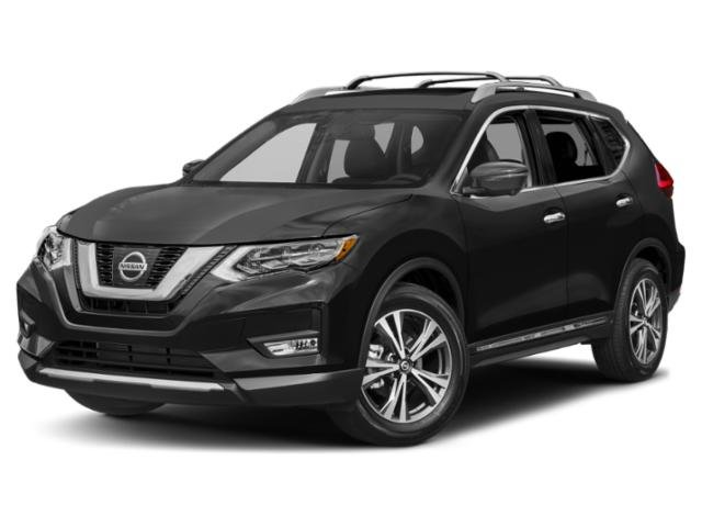 2018 Nissan Rogue SL AWD SL Regular Unleaded I-4 2.5 L/152 [8]