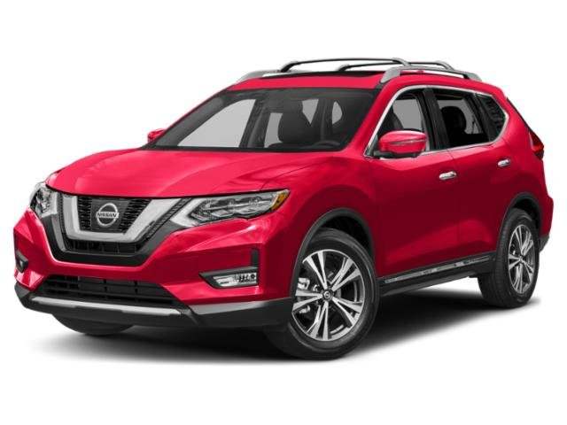 2018 Nissan Rogue SL FWD FWD SL Regular Unleaded I-4 2.5 L/152 [12]