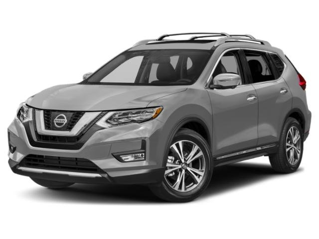 2018 Nissan Rogue SL AWD SL Regular Unleaded I-4 2.5 L/152 [1]
