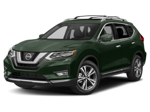 2018 Nissan Rogue SL FWD SL Regular Unleaded I-4 2.5 L/152 [4]